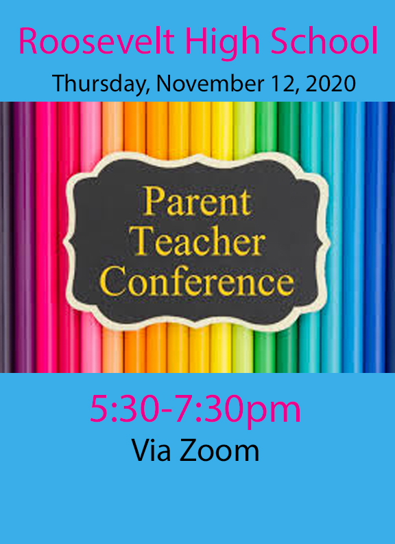 Parents can sign up for a conference slot via SignUp Genius. The teachers individual sign ups are on this PDF.