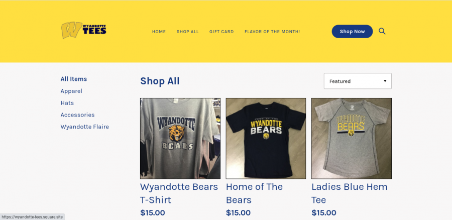 Wyandotte Tees is adapting to the pandemic restrictions but opening an online storefront as well as running pop-up shops in downtown Wyandotte.
