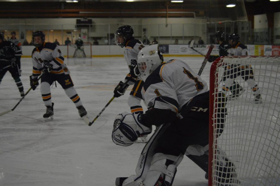 The 2019-2020 Bears Hockey team had a roller coaster season and this years squad is looking forward to getting on the ice to see how they can improve this season.