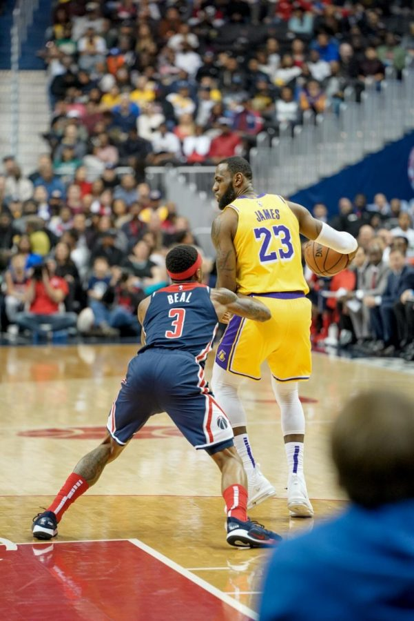 LeBron James, a key player for the LA Lakers, are among the players that will get the nine week long offseason.