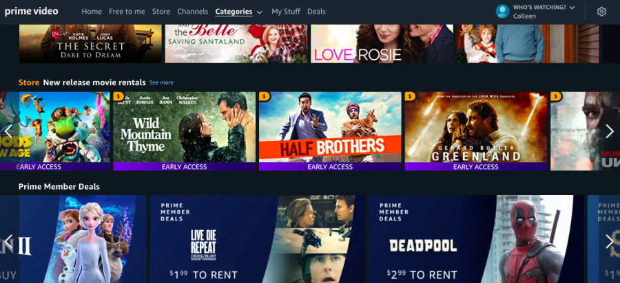 Streaming+service+Amazon+Prime+Video+includes+many+Early+Access+Movies+subscribers+can+pay+to+watch.