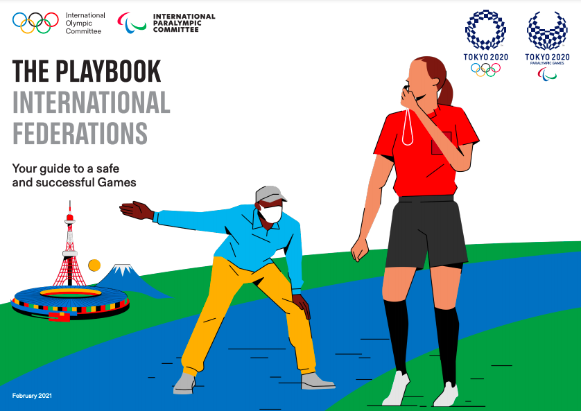 The+front+cover+of+the+playbook+for+this+years+Olympics.